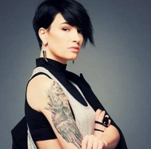 Анастасия Приходько показала новейшую  татуировку