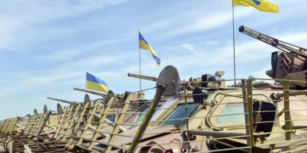 НаДонбассе боевики неменее 70 раз стреляли, силы АТО понесли потери