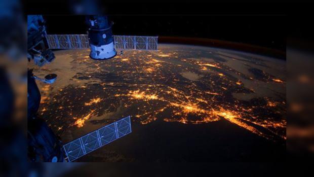 NASA создаст наМКС «самое холодное место воВселенной»