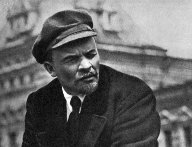 ВИталии неизвестные похитили бюст Ленина