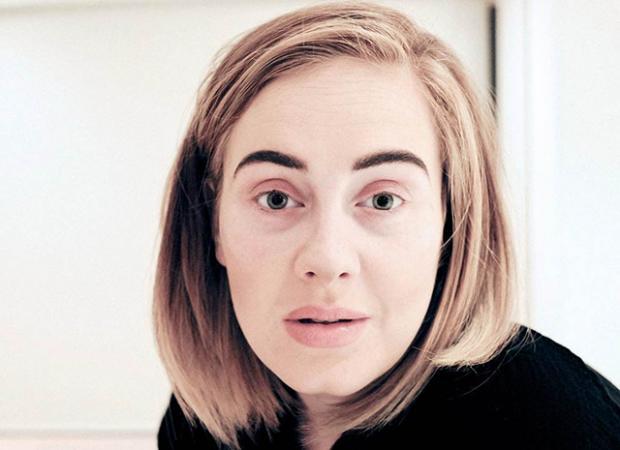 Поклонникам непонравилось фото Адель винтернете без макияжа