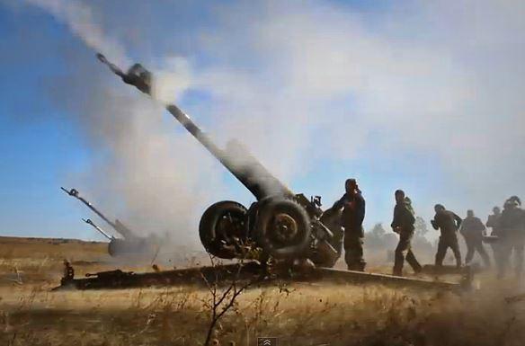 5 военных ранены, один травмирован засутки наДонбассе