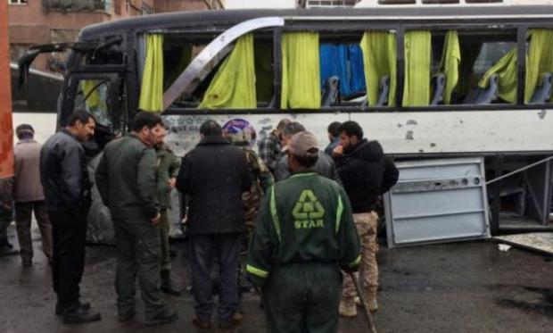 Число погибших при взрыве вДамаске возросло до74 человек