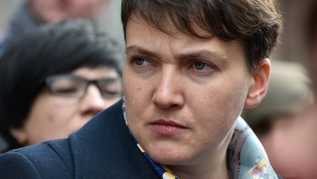 Савченко радикально сменила стиль иначала краситься