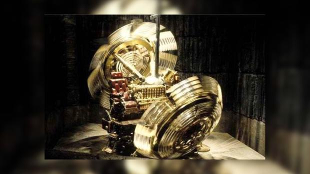 Машина времени создана в60-х годах ихранится вВатикане