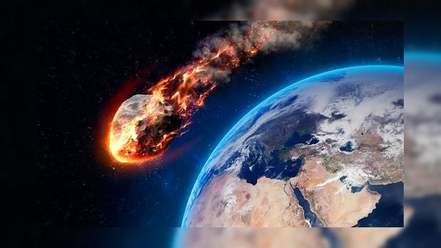 ВДень святого Патрика Землю едва неуничтожил астероид