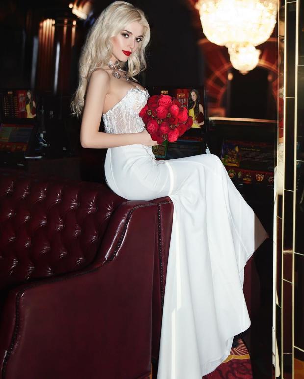 Настя Кожевникова изВИА Гры собралась замуж! Фото