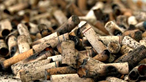 Новые технологии: бумагу из сигаретных окурков делают в Бразилии