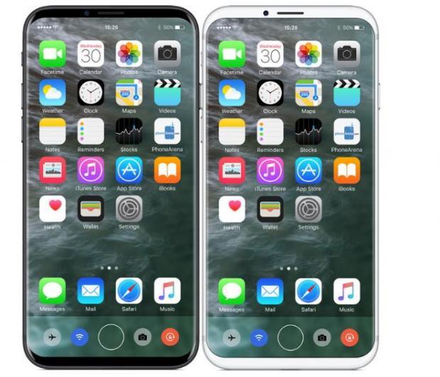 IPhone 8 получит скругленный дизайн вчесть первого iPhone