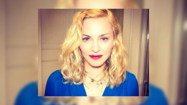 У58-летней эстрадной певицы Мадонны появился новый молодой любовник