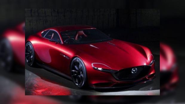 Mazda выпустит свой первый электрокар в стиле RX-VISION в 2019 году