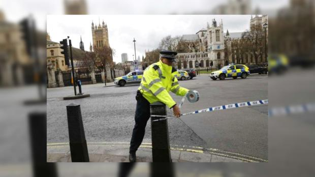Теракт уздания английского парламента: женщина убита, неменее 10 раненых