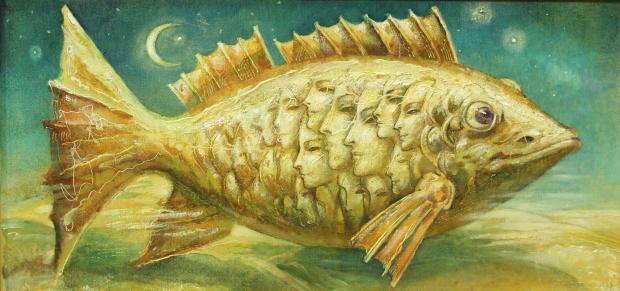 К чему беременной снится рыба без головы 89