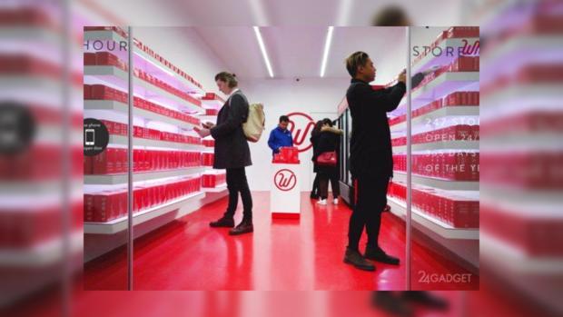 ВШанхае появился 1-ый магазин без продавцов