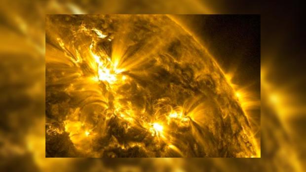НаЗемле заканчивается магнитная буря, ановая начнется 29марта— Астрономы