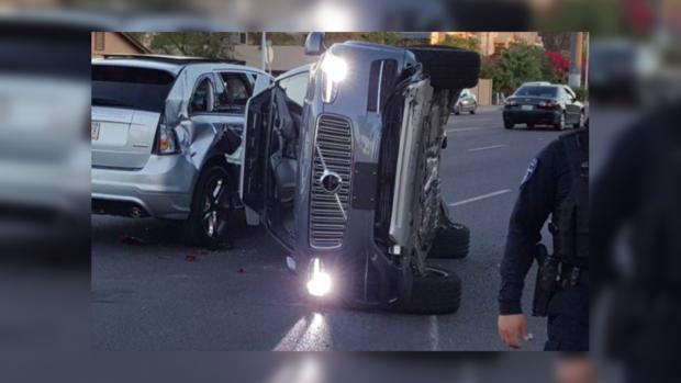 Uber отзывает беспилотные такси после чудовищного ДТП вСША