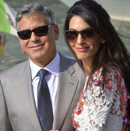 Артист Джордж Клуни поведал о состоянии здоровья собственной беременной супруги