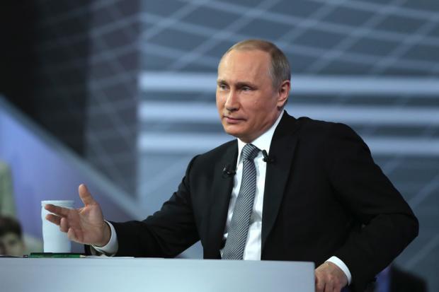 Путин напомнил оМайдане вответ навопрос озадержаниях в РФ