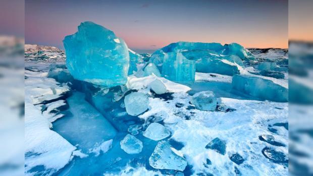 Ученые пояснили, как зеленый лед вАрктике погубит население Земли