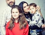 Семья Маши Ефросининой