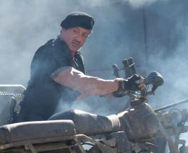 Сильвестр Сталлоне проявил характер и вылетел из собственного фильма