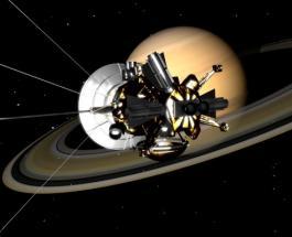 NASA уничтожит зонд Кассини во избежание заражения спутников Сатурна бактериями