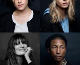 Кара Делевинь и Кристен Стюарт снялись в мини-фильмах Chanel