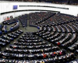 Безвиз для Украины: неожиданная эвакуация людей из Европарламента