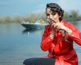 Даша Астафьева вдохновила на размножение стерлядь