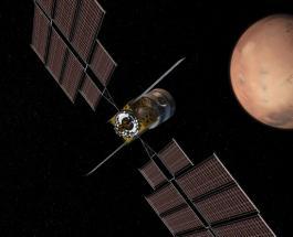 NASA показало завершение путешествия «Кассини»
