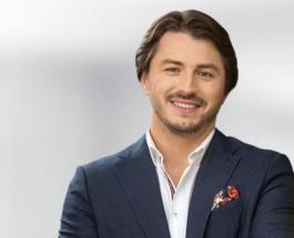 Сергей Притула окунулся в романтику с супругой