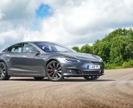 ТопЖыр: Tesla Model S проехала на одном заряде более 540 километров