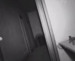 Британский призрак довел до слез ведущую шоу - видео