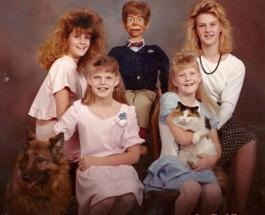 Семейные фото: стыдно смотреть и показывать детям