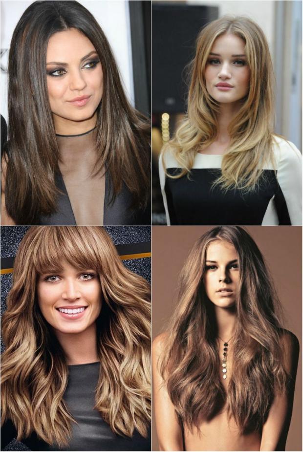 Прически на длинные волосы женские 2017 для женщин