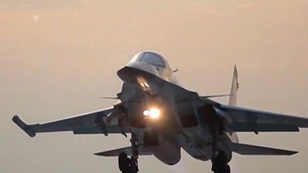 Двадцать Су-34 будут бомбардировать воронежский полигон