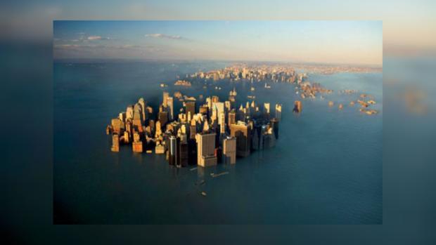 Ледники Гренландии могут растаять к2100 году