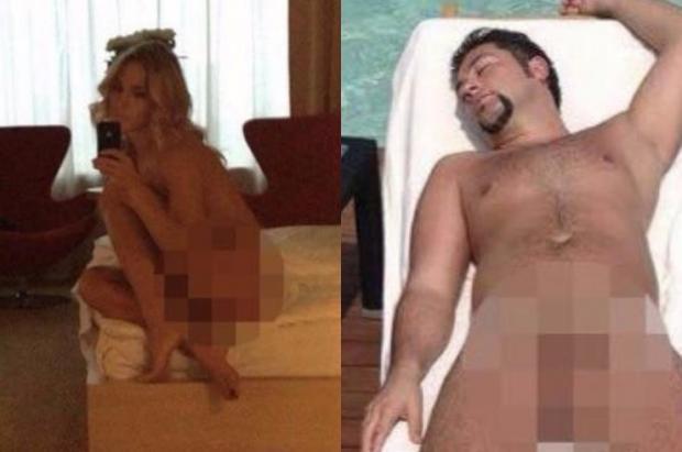 Обнаженная Юлия Ковальчук: хакеры слили в сеть интимные фото без ретуши и цензуры