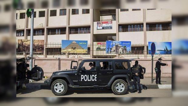 ВЕгипте схвачен подозреваемый впричастности квзрыву вцеркви