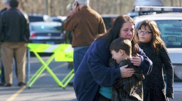 Двое погибших итяжело ранены дети— Стрельба вшколе