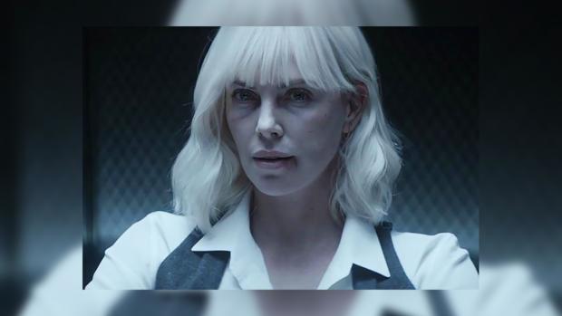 Размещен новый трейлер фильма «Взрывная блондинка» сШарлиз Терон