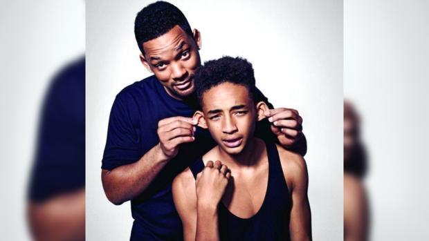 Уилл Смит обрезал дреды своему 18-летнему сыну