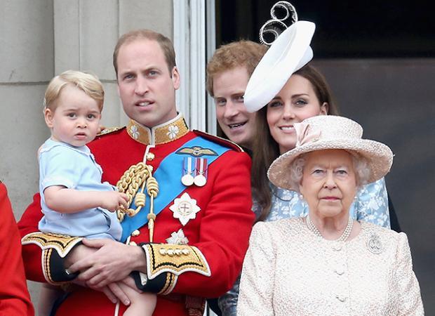 Свадьбы британских принцев