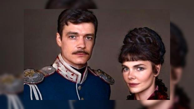 Начало новой «Анны Карениной»: Боярская с Матвеевым неспособны изобразить любовь