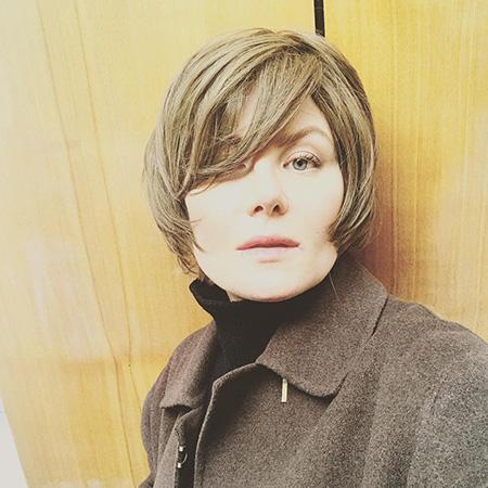Рената Литвинова примерила новый образ скороткой стрижкой