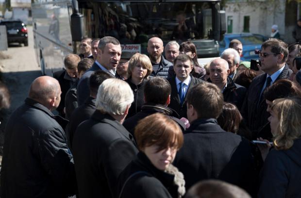 ВКиеве уволены 12 руководителей ЖЭКов заигнорирование киевлян