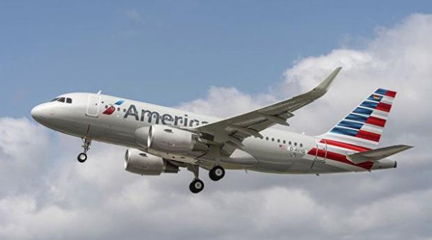 Бортпроводник американской American Airlines ударил детской коляской пассажирку с сыном наруках