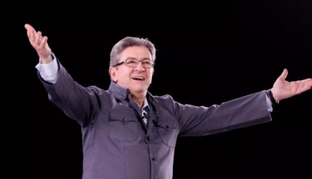 Памела Андерсон рекомендует  выбрать президентом Франции Меланшона