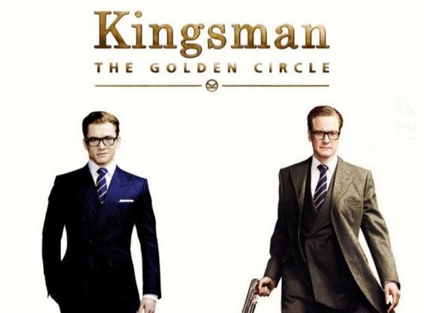 Вглобальной паутине появился 1-ый трейлер фильма «Kingsman: Золотое кольцо»