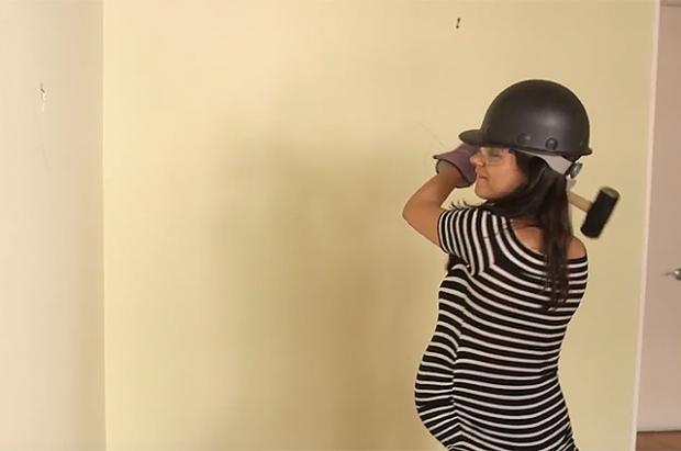 Мила Кунис тайно сделала ремонт родительского дома - мама в слезах. Фото до и после ремонта